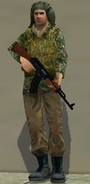 Russian Soldier 9