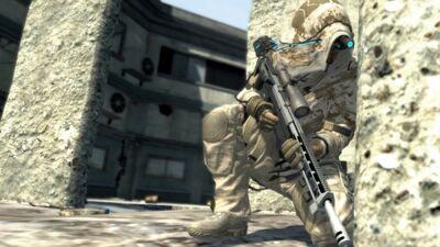 Ghost sniper dsr-1