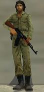 FDG soldier 18