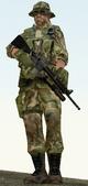 Rifleman Cuba