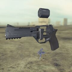 Future Soldier Chiappa Rhino 60DS 4