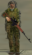 Russian Soldier 10