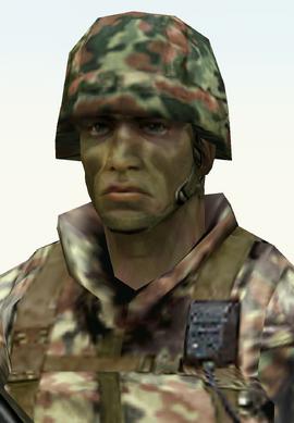 Dieter Munz face