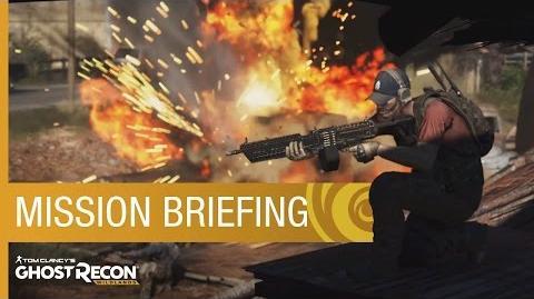 Tom Clancy's Ghost Recon Wildlands Trailer Mission Briefing US