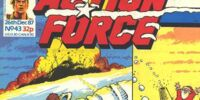 Action Force (weekly) 43