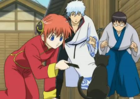 Gintama Episode 1