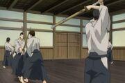 Shinsengumi-dojo