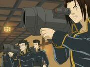 Shinsengumi-bazooka