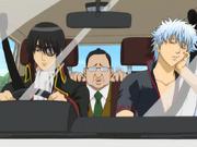 Katsura and Gintoki Episode 72