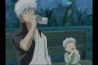 Gintoki and Kanshichirou Episode 52
