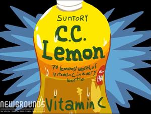 Suntory C. C. Lemon