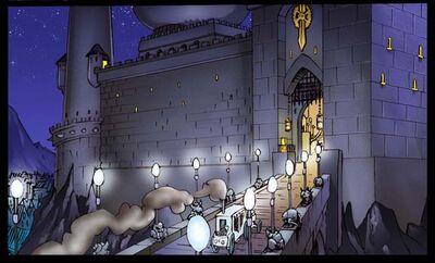 Castle Sturmvoraus