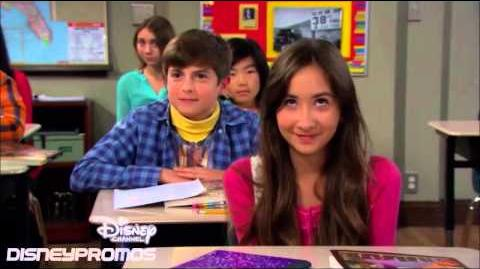 Girl Meets World Girl Meets Gravity New Class Clip 4