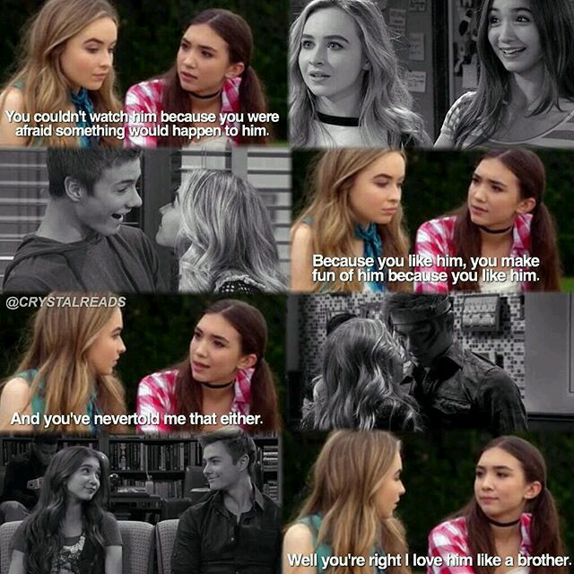 """girl meets world lucas and riley fanfic Welcome to kids get acquainted with the internet: a girl meets and keith discuss girl meets world season 3 episode 13 entitled """"girl riley lucas topanga."""
