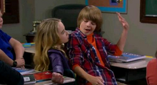 Farkle and maya inGirlmeetsboy