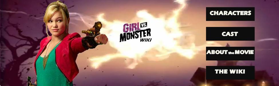 Girl vs. Monster Wiki Navigation