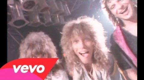 Bon Jovi - You Give Love A Bad Name-0