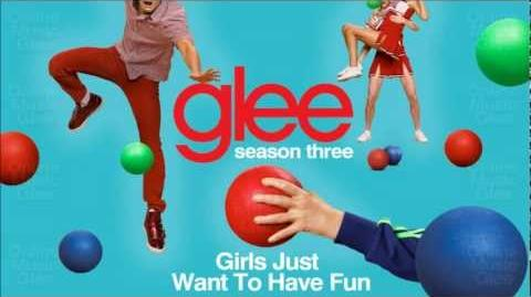 Girls just want to have fun - Glee HD Full Studio
