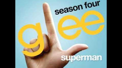 Glee - Superman (DOWNLOAD MP3 LYRICS)