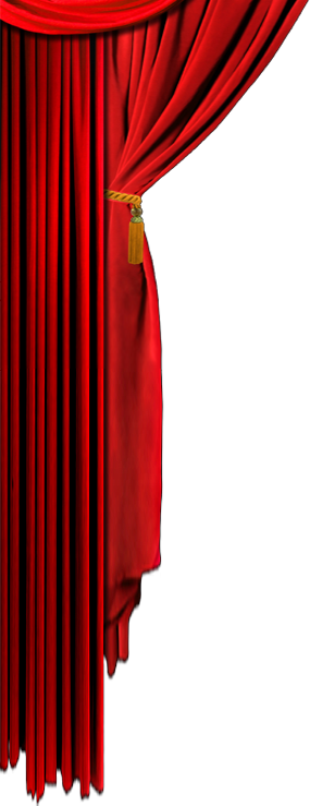 Image - Theater curtain left-1-.png | Glee TV Show Wiki ...