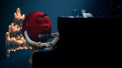 """M&M'S """"Love Ballad"""" Commercial"""