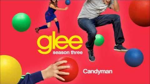 Candyman - Glee