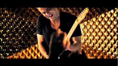 ILLUSIONS - Mark Salling (Official Music Video) HQ
