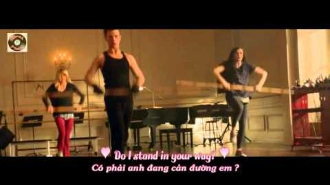 "Lyrics Vietsub GLEE - Love Is A Battlefield from ""Tested"""