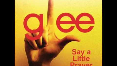 Glee - Say A Little Prayer (Acapella)