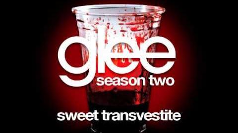 Glee - Sweet Transvestite