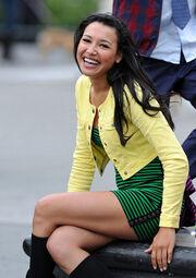 Naya Rivera Glee Continues Film New York cVVmdoKN3Ljl.jpg