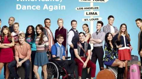 Glee - Americano Dance Again
