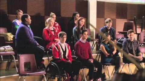 "Full Performance of ""Let Me Love You"" from ""Naked"" GLEE"