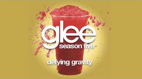 Defying Gravity (Season 5) (Mercedes Solo Version) - Glee Cast HD FULL STUDIO