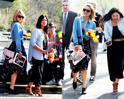 File:Gle cast in central park - glee in nyc.jpg