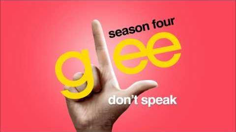 Don't Speak - Glee HD Full Studio-0