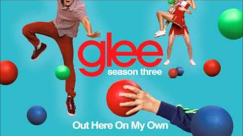 Out here on my own - Glee HD Full Studio