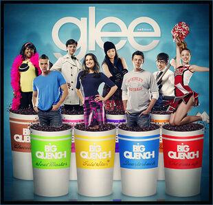 Glee-slushies