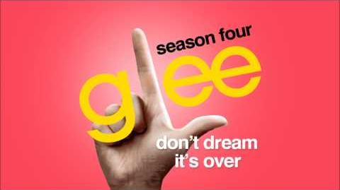 Don't Dream It's Over - Glee HD Full Studio