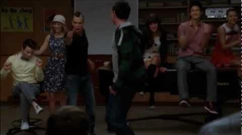 "GLEE - Full Performance of ""You Get What You Give"""