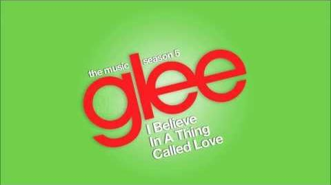 I Believe In A Thing Called Glee HD FULL STUDIO