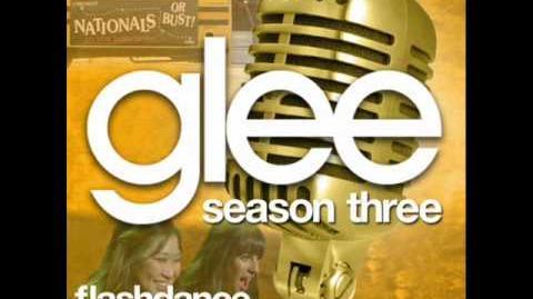 Glee - Flashdance.