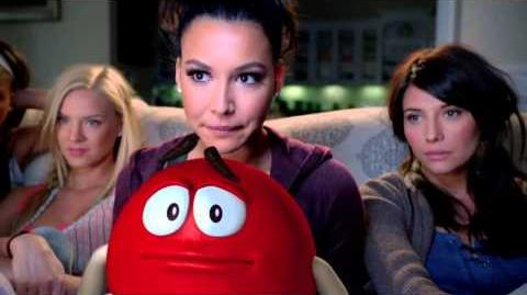 Extended ver. M&M's Love Ballad - Commercial ft. Naya Rivera