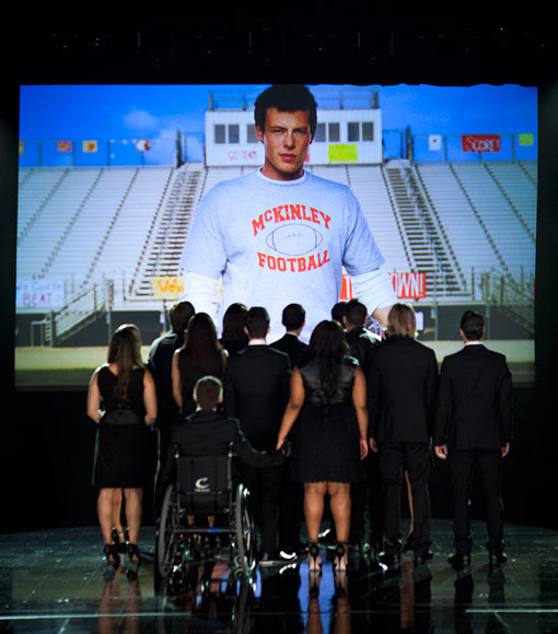Cory Monteith's 5 Best Performances on 'Glee' - ABC News