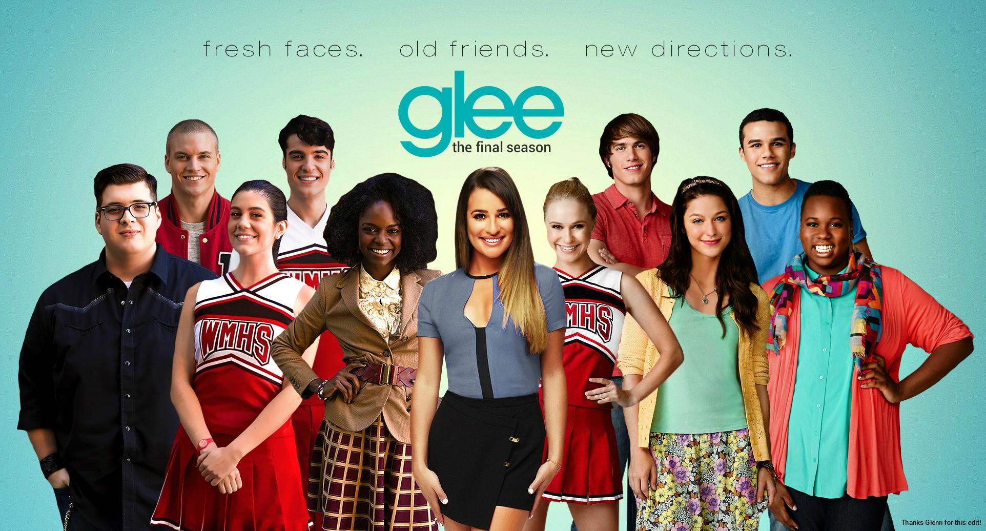 User Blog Touchinos Glee Season Six Glee Tv Show Wiki Fandom Powered By Wikia