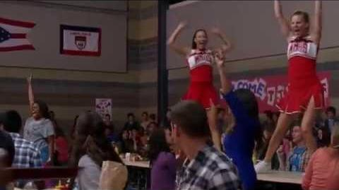 "Glee - Full Performance of ""We Got The Beat"""