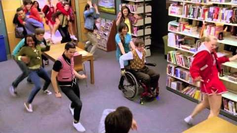 "Full Performance of ""Shout"" from ""Girls (and Boys) On Film GLEE"