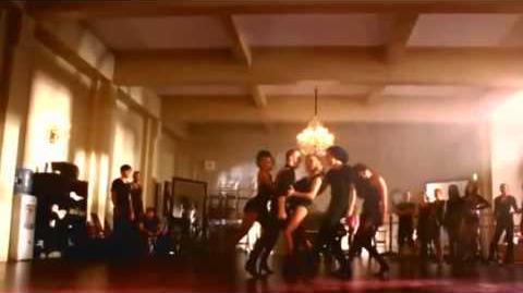 ► americano dance again (glee cast) full performance
