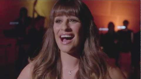 "Full Performance of ""Holy Night"" from ""Swan Song"" GLEE"