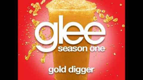 Glee - Gold Digger (DOWNLOAD MP3)